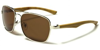 Manhattan Polarized Aviator Sunglasses Wholesale PZ-MH88040