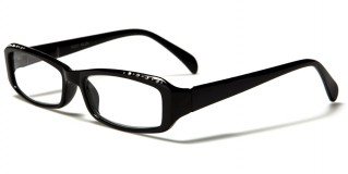 Rhinestone Rectangle Unisex Readers R337-ASST