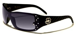 VG Rhinestone Women's Sunglasses In Bulk VG1803RS