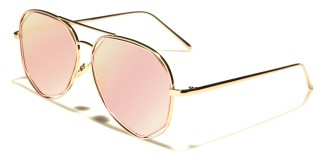 VG Aviator Women's Wholesale Sunglasses VG21052
