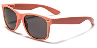 Classic Unisex Sunglasses Wholesale WF01-PEACH