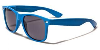 Classic Blue Unisex Sunglasses Wholesale WF01BLUE