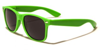 Classic Green Unisex Sunglasses Wholesale WF01GREEN