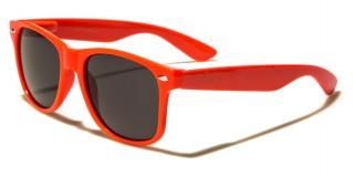 Classic Orange Unisex Sunglasses Wholesale WF01ORANGE