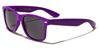 Classic Purple Unisex Sunglasses Wholesale WF01PURPLE