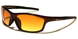 X-Loop Rectangle Men's Wholesale Sunglasses XHD3334