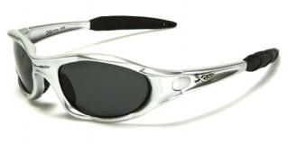 X-Loop Polarized Wrap Around Sunglasses Wholesale XL01PZ