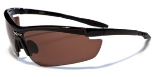 X-Loop Semi-Rimless Men's Sunglasses Wholesale XL0611