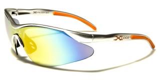 X-Loop Wrap Around Men's Sunglasses Wholesale XL132MIX