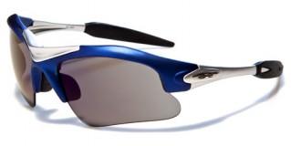 X-Loop Semi-Rimless Men's Sunglasses In Bulk XL1403
