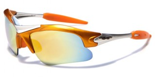X-Loop Semi-Rimless Men's Wholesale Sunglasses XL1407