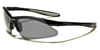 X-Loop Semi-Rimless Men's Sunglasses Wholesale XL165MIX