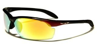 X-Loop Semi-Rimless Men's Sunglasses Wholesale XL267MIX