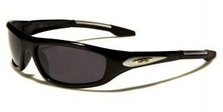 X-Loop Rectangle Men's Wholesale Sunglasses XL49MIX