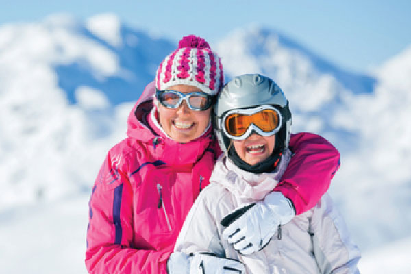 Ski Goggles Promo