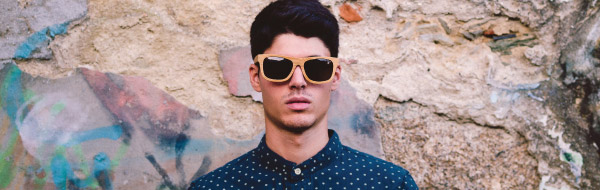 New Wooden Sunglasses