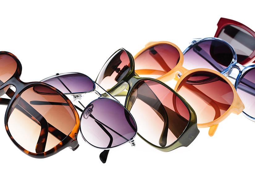 sunglasses tint styles