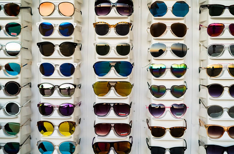 How to Display Your Wholesale Sunglasses for Better Sales
