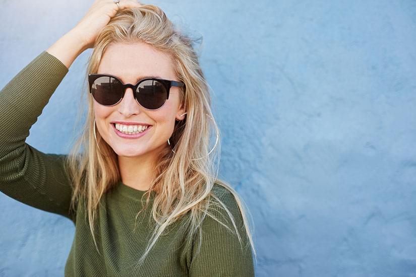 summer cat eyed sunglasses