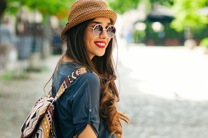 summer round sunglasses