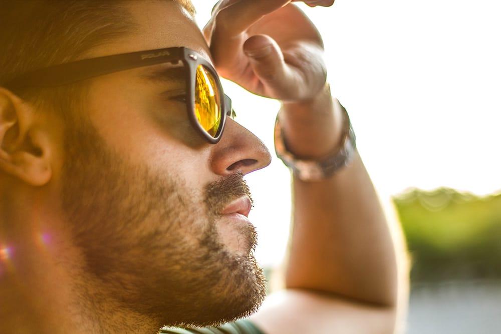sell sunglasses online stylish man